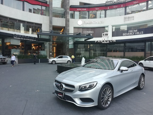 mercedes-benz  s500 coupe at 2015 plata.