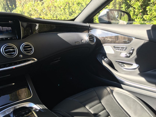 mercedes benz s500 coupe biturbo 2015