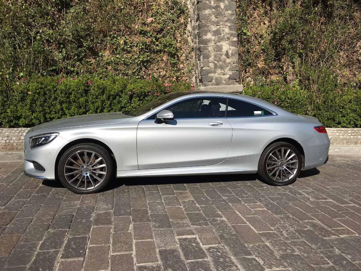 Mercedes Benz S500 Coupe Biturbo 2015 1 890 000 En