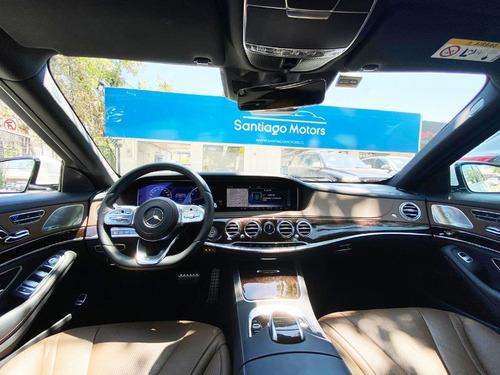 mercedes-benz s500 s560 l único dueño 2018