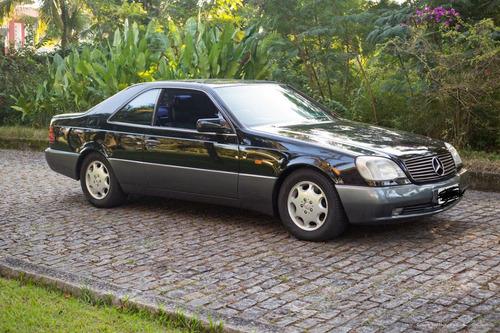 mercedes benz s500 v8 coupe 305 cv