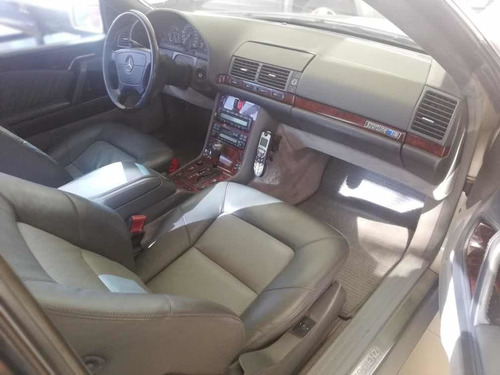mercedes benz s600 coupe v12