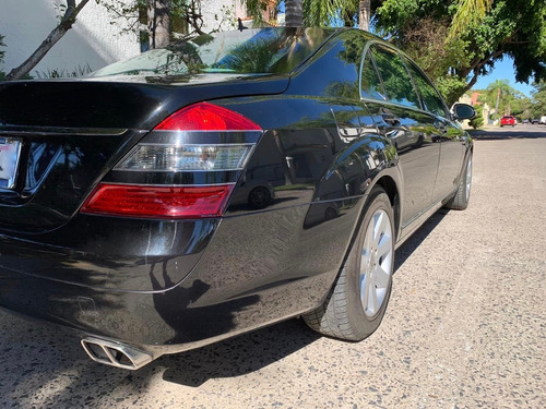mercedes benz s600 l guard b6/7 2009