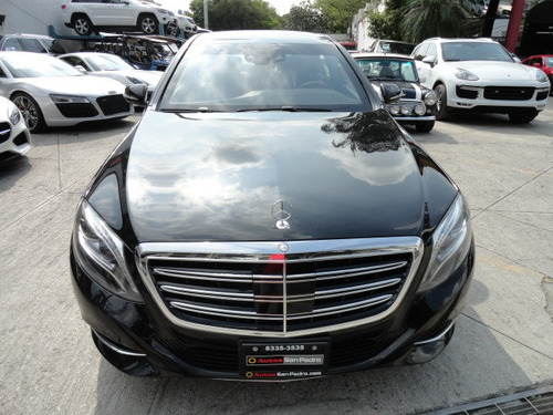 mercedes benz s600 l guard blindado nivel vr8 2015