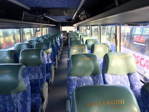 mercedes benz  - saldivia 42 asientos semicama - año 2010