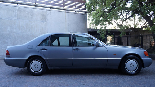mercedes benz sel 500 1993 227.000 kms