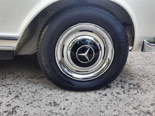 mercedes benz sl 230 - 1967