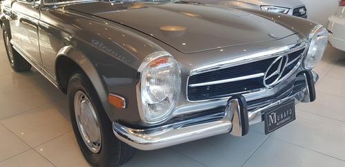 mercedes benz sl 280 pagoda 1971