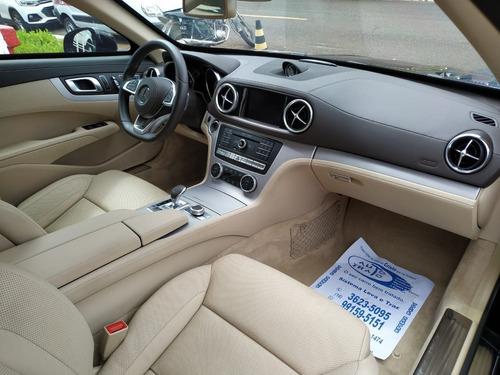 mercedes-benz sl 400 3.0 v6 gasolina 2p automático