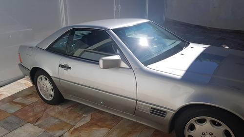 mercedes-benz sl 500 1992 conversível único dono - raridade