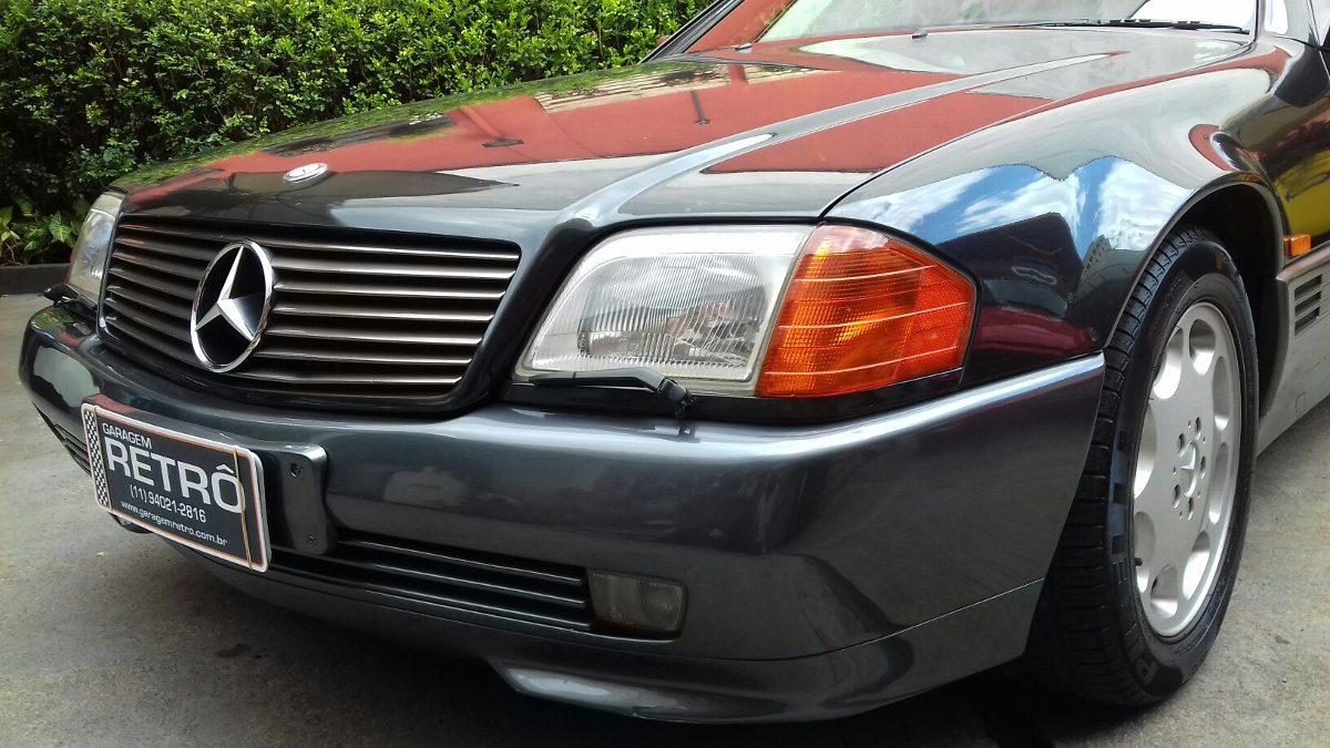 Mercedes Benz Sl 500 1992 Garagem Retrô. Carregando Zoom.