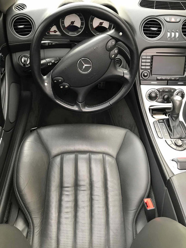 mercedes-benz sl 55 roadster amg