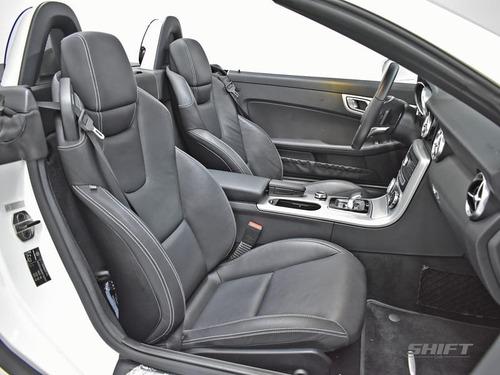 mercedes-benz slc-300 2.0 turbo 245cv 2017