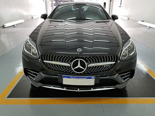 mercedes-benz slc 43 amg coupe
