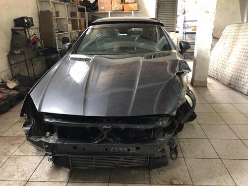 mercedes-benz slk 200 1.8 aut. 2012 batida funcionando