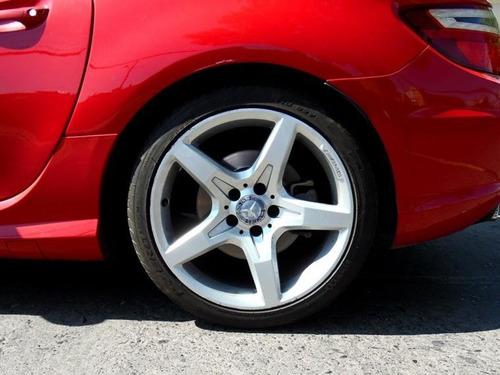 mercedes benz slk 200 1.8 aut 2013