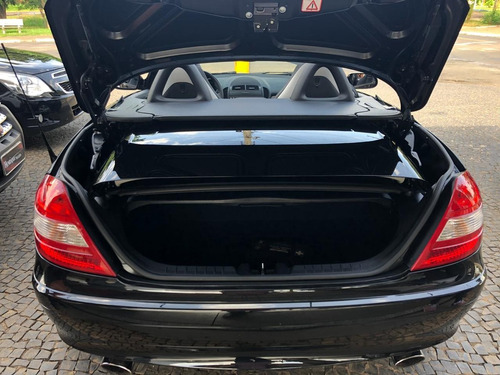 mercedes-benz slk 200 1.8 kompressor roadster gasolina 2p