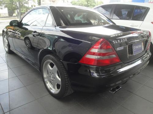 mercedes benz slk 230 kompressor kit amg cabriolet 1997