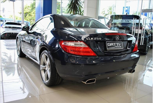 mercedes-benz slk 250 1.8 cgi 16v turbo