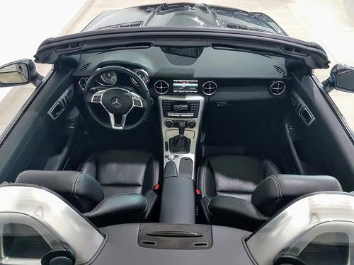 mercedes-benz slk 250 1.8 cgi 16v turbo gasolina 2p aut.