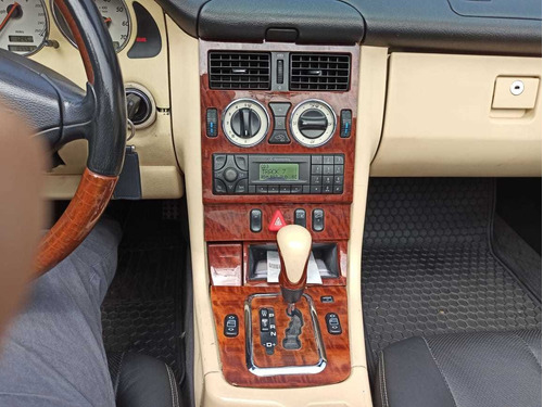 mercedes-benz slk 320 roadster 2001 at 3.2