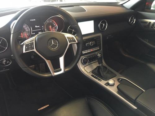 mercedes-benz slk 350 3.5 roadster v6 gasolina 2p