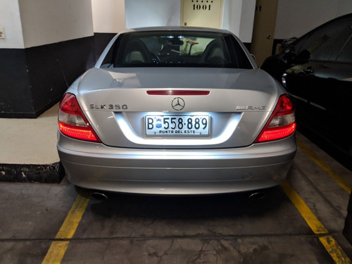 mercedes benz slk 350 amg extra full