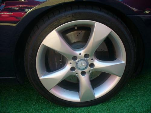 mercedes-benz slk 350 cgi 3.5 v6 roadster 2012