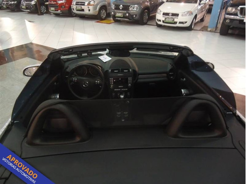 mercedes benz slk kompressor roadster 2p automatico
