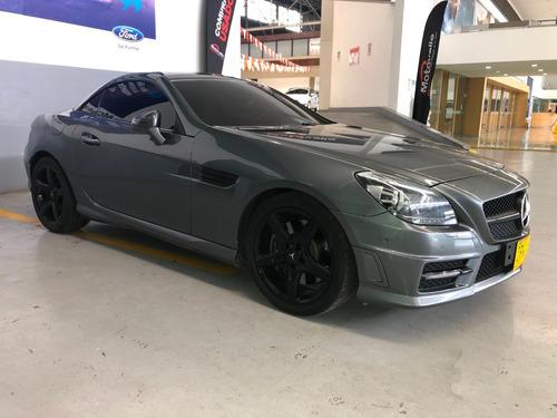 mercedes benz slk200 2.0lt turbo 2016