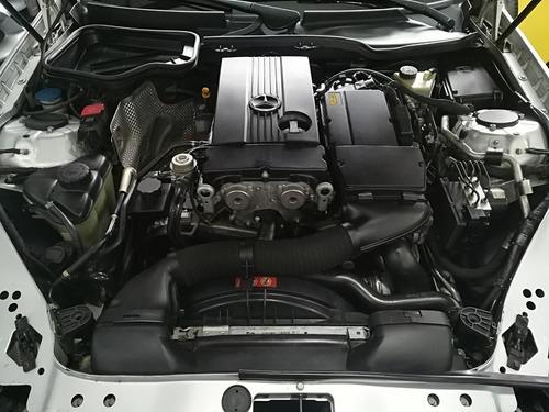 mercedes benz slk200 kompressor
