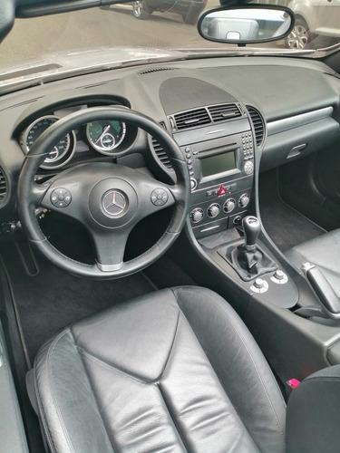 mercedes benz slk200 modelo 2009. mecanico