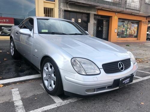 mercedes benz slk230 2000