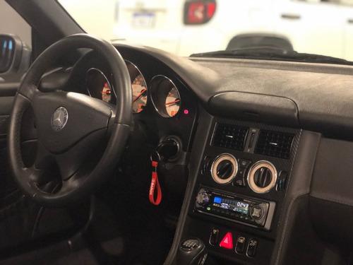 mercedes benz slk230 autodrive