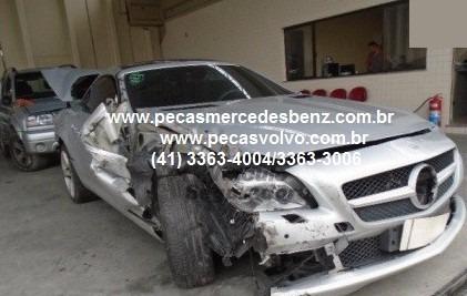 mercedes benz slk250 cgi slk200 slk250 slk350 peças sucata