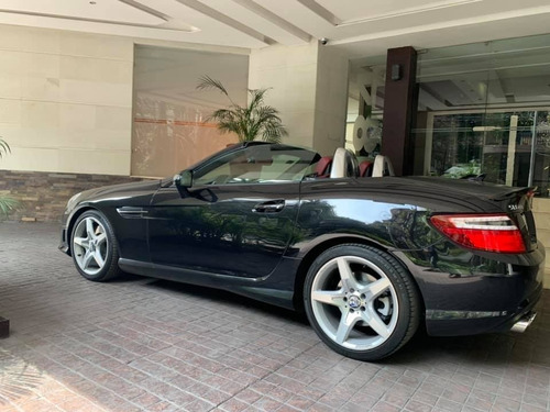 mercedes benz slk350 320 hp v6 roadster 2014