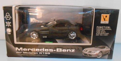 mercedes benz slr mclaren r / c radio control remoto coche 1