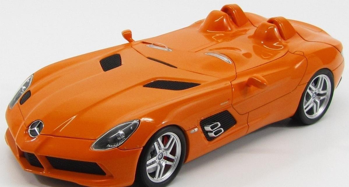 Mercedes Benz Slr Mclaren Stirling Moss (z199), 2009 1:18. Carregando Zoom.