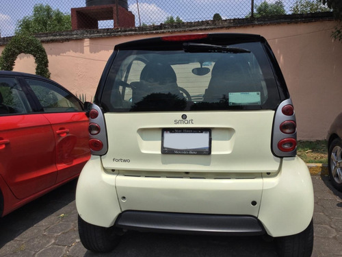 mercedes benz smart fortwo