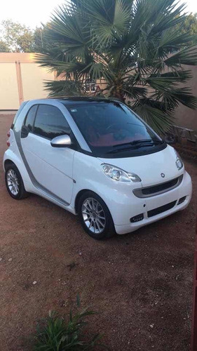 mercedes-benz smart fortwo coupe passio