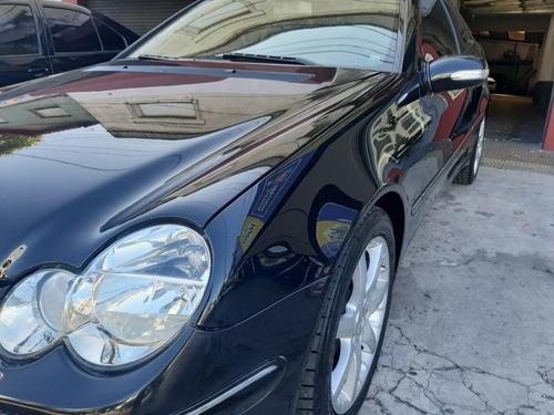 mercedes-benz sportcoupe c230 v6 año 2006