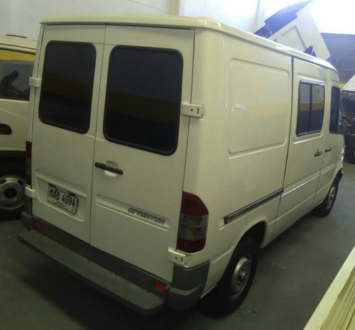 mercedes benz sprinter 100% finc 1999