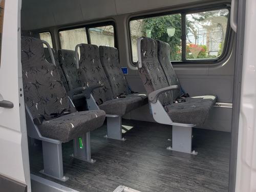 mercedes-benz sprinter 17 pasajeros diesel