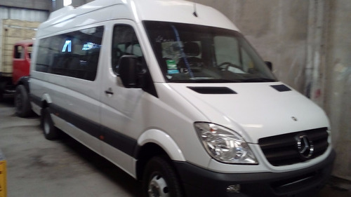mercedes benz sprinter (19+1) 2013 perfecto estado