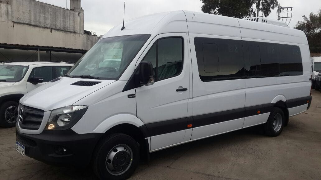 mercedes benz sprinter 19+1 minibus financiado hasta 70% - $ 2.450