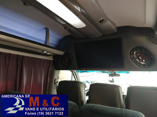 mercedes-benz sprinter  19 lugares executiva marticar