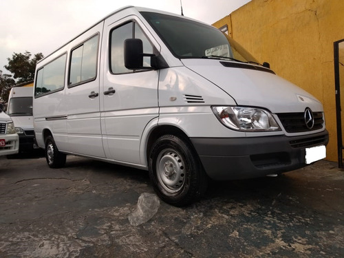 mercedes-benz sprinter 2010 - completo