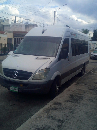 mercedes benz sprinter 2010 placas turismo