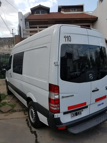 mercedes benz sprinter 2013