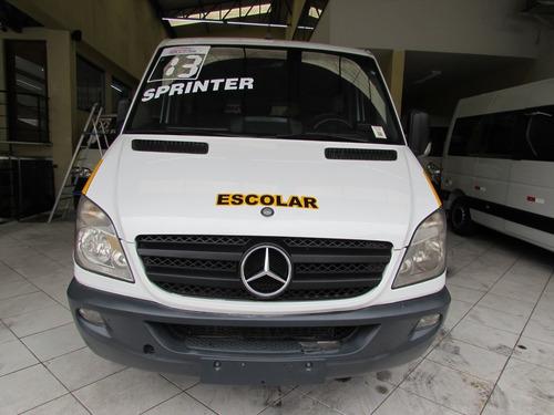 mercedes-benz sprinter 2013 branca